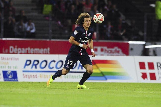 Du Mondial au PSG, David Luiz ne passera pas sur le divan