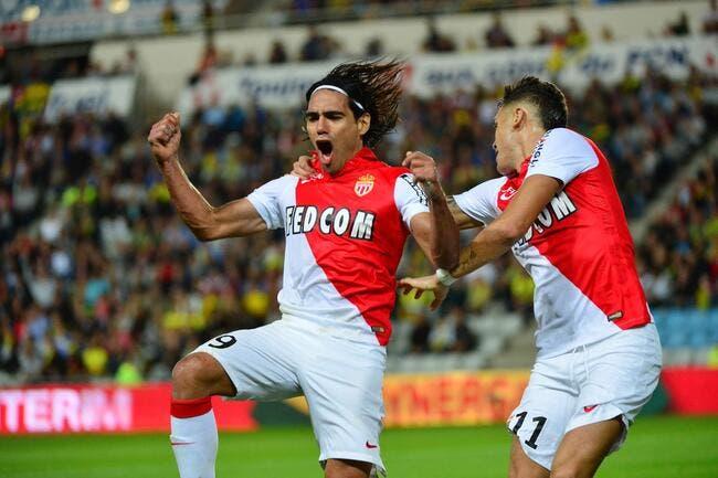 Falcao sonne le réveil de Monaco