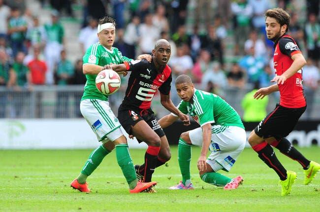 Rennes se dit bravo et félicite l'ASSE