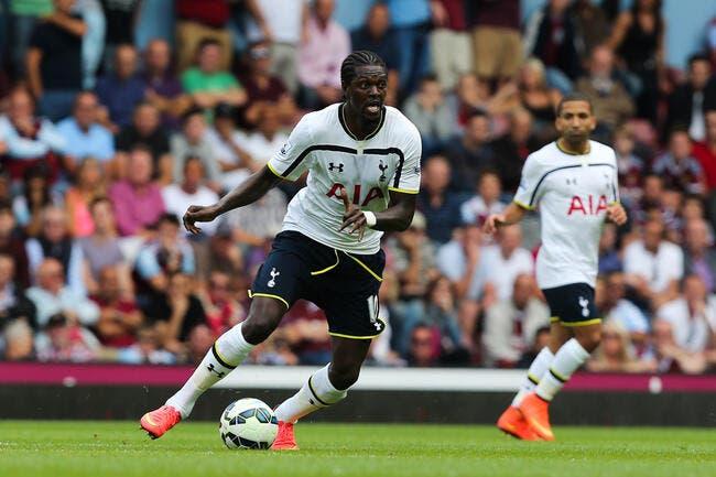 Tottenham - QPR : 4-0