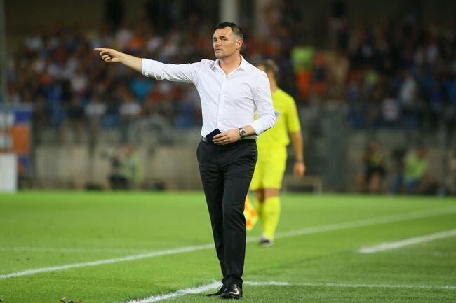 Trois points, ce n'est pas assez pour Sagnol à Bordeaux