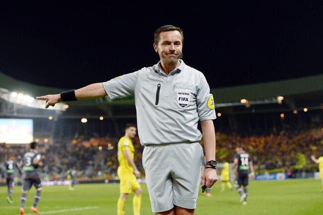 Lannoy s'est excusé après son arbitrage de Nice-Bordeaux