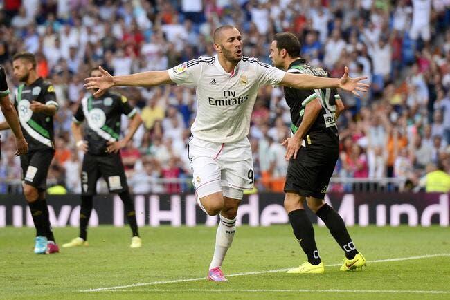Real Madrid – Cordoue 2-0