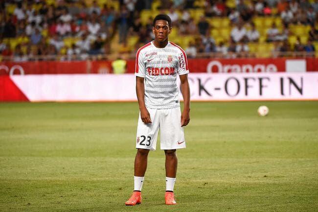 Monaco tranche brutalement pour Anthony Martial
