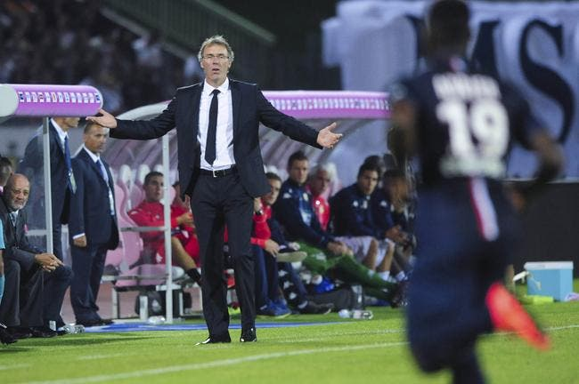 Une critique assassine de Laurent Blanc au PSG