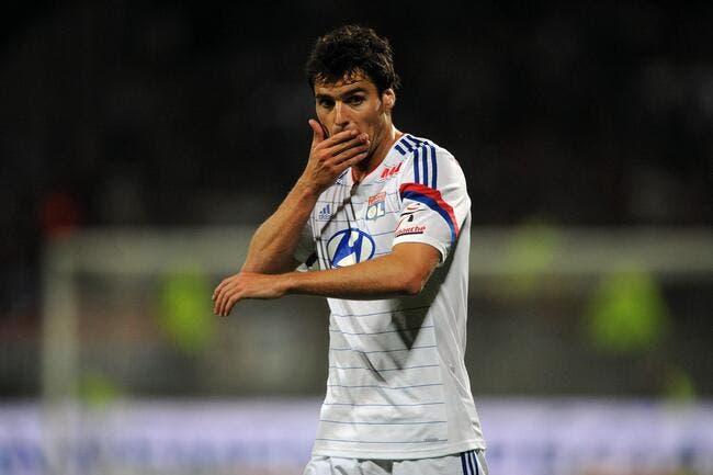Yoann Gourcuff de l'OL à Rennes mercato ou tard ?