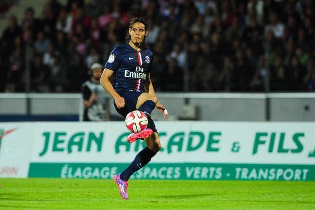 Cavani à Arsenal et Benzema au PSG, l'Angleterre y croit