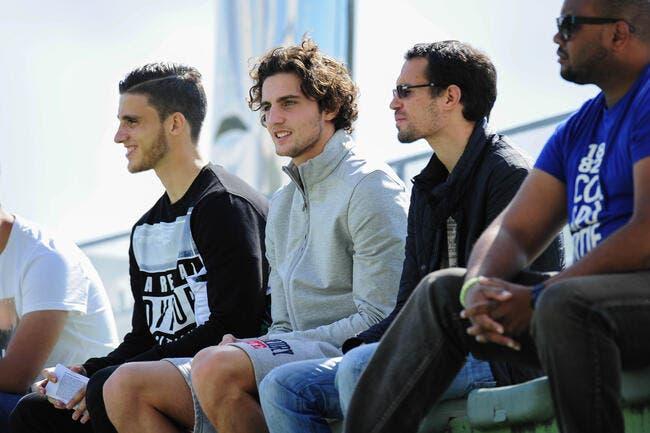 Rabiot membre du «Racaille Football Club» selon Riolo
