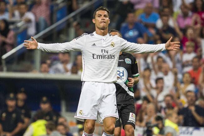 Cristiano Ronaldo meilleur joueur européen 2013-14