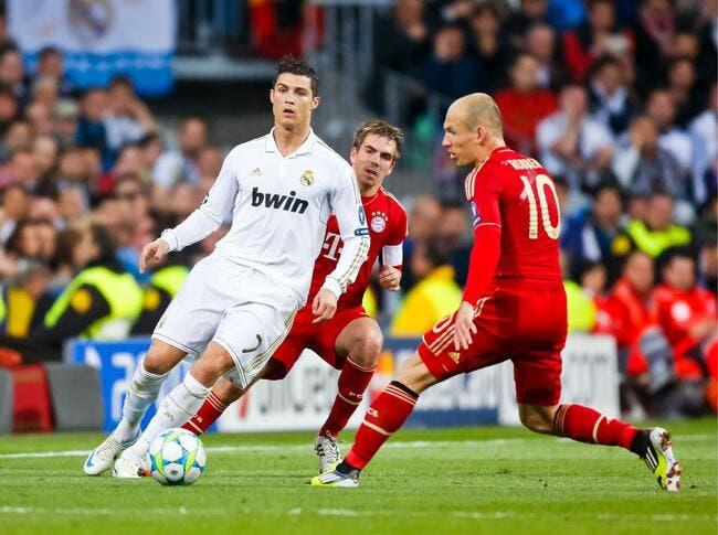 Cristiano Ronaldo, Robben ou Neuer pour détrôner Ribéry