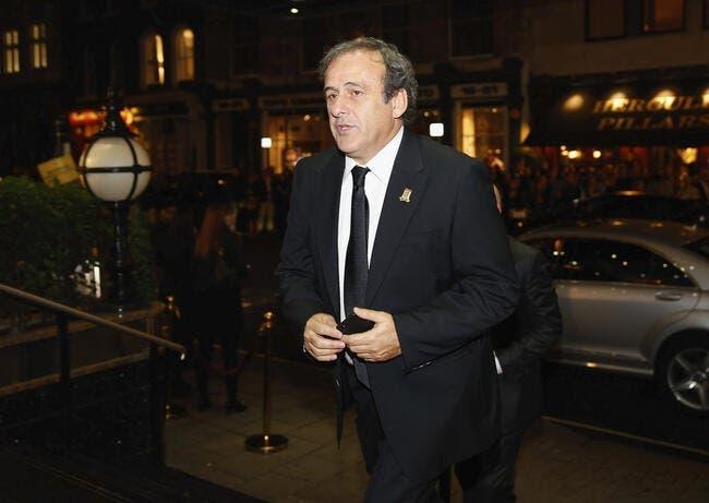 Platini sans pitié avec les clubs français en Europe