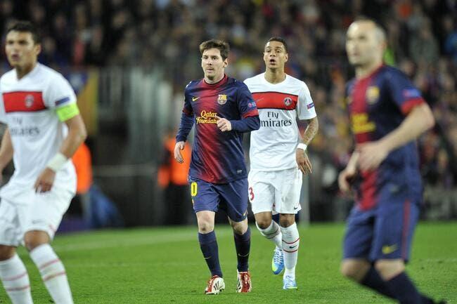 Tirage au sort : le PSG avec le Barça !