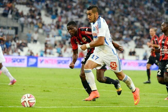 Marseille trop puissant pour Nice