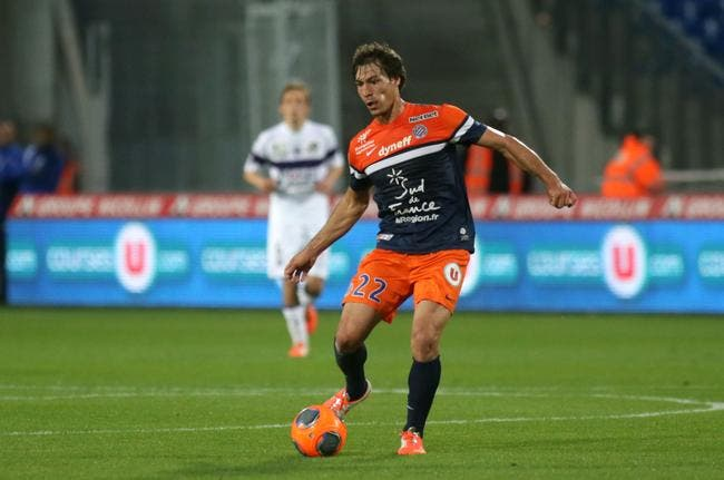 Officiel : Accord Montpellier-Tottenham pour Stambouli