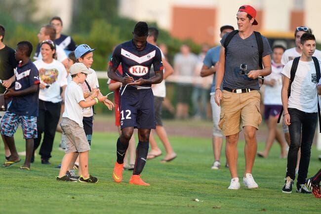 Officiel : Sacko quitte Bordeaux pour le Sporting