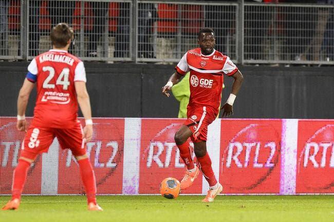 Officiel : Toulouse recrute Doumbia
