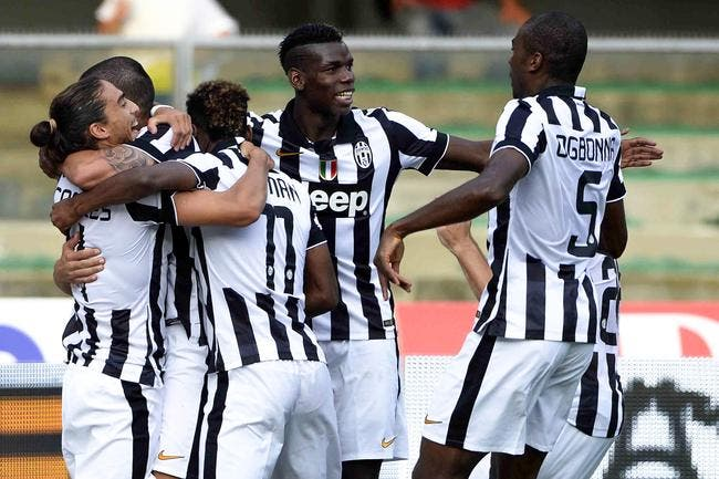 Chievo Verone - Juventus : 0-1