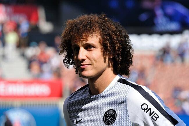 David Luiz est déjà doublement indispensable au PSG