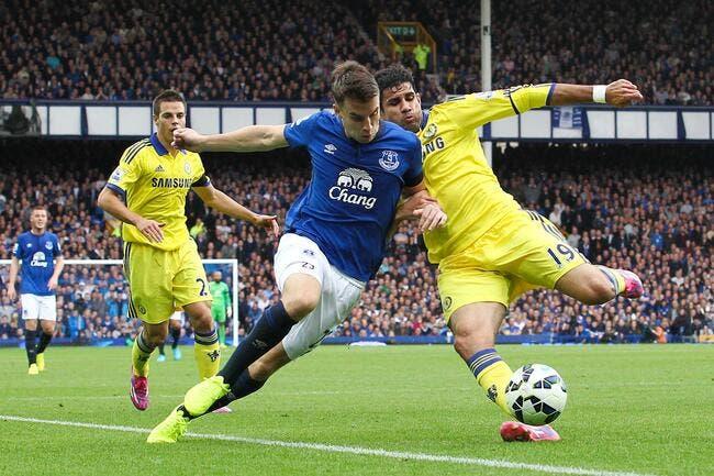 Everton - Chelsea : 3-6