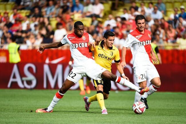 Monaco tousse encore, Lille en profite un peu