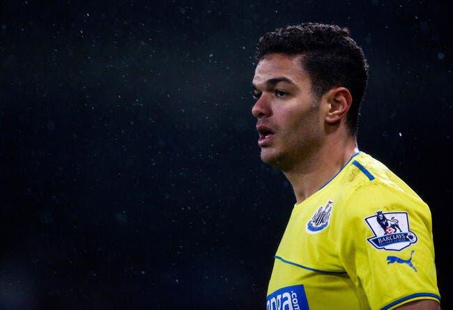 Non, non et non, Ben Arfa ne veut pas quitter Newcastle !