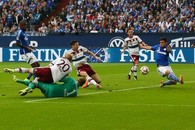 Schalke 04 - Bayern Munich : 1-1
