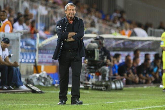 Zéro point mais zéro problème pour Montpellier