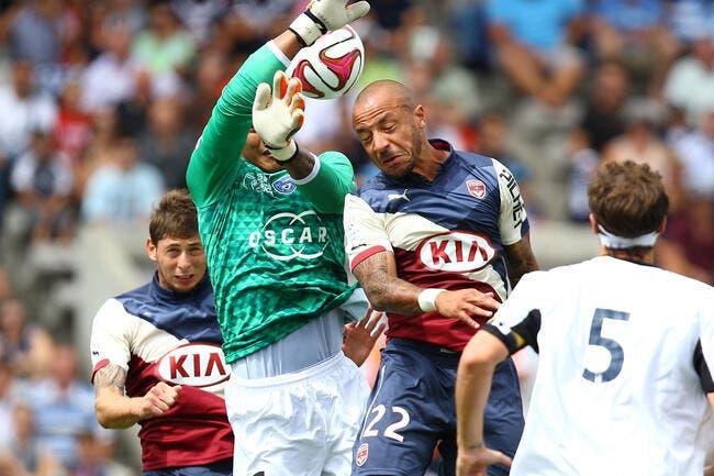 Bastia freine Bordeaux