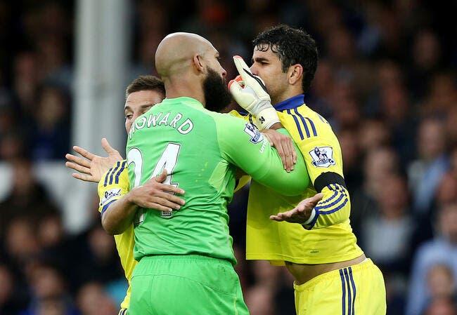 Diego Costa, le nouveau bad-boy de la Premier League ?