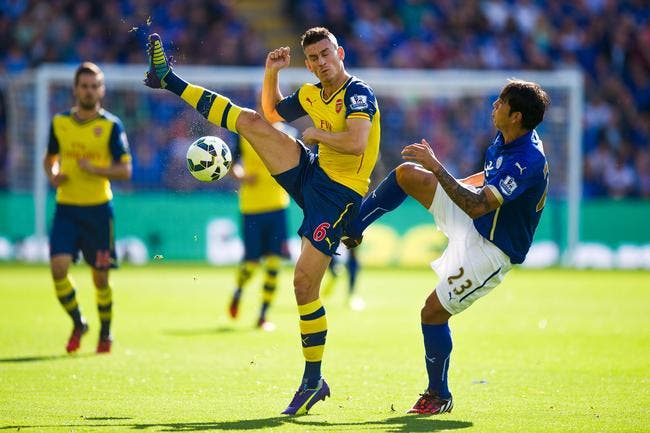Leicester - Arsenal : 1-1