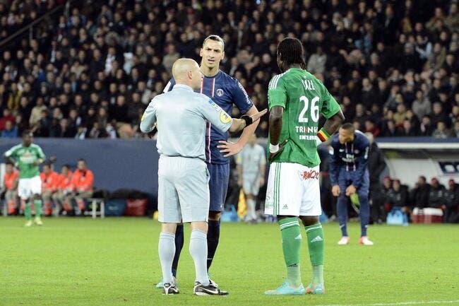 Sall a osé un «Fuck you toi aussi» à Ibrahimovic
