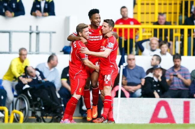 Tottenham - Liverpool : 0-3