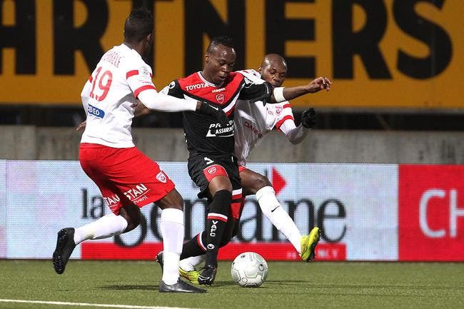 Nancy - Valenciennes : 0-1
