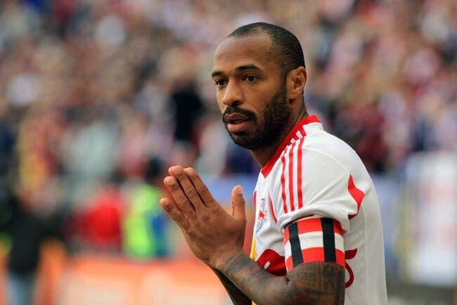 Thierry Henry quitte New York et réfléchit à son avenir !