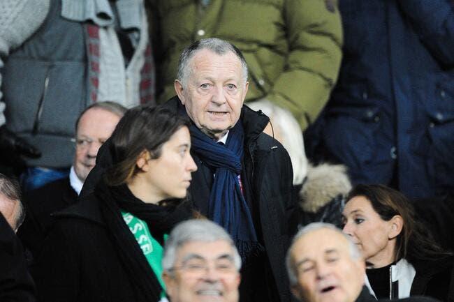 Aulas insulté par un stadier de Geoffroy-Guichard ?