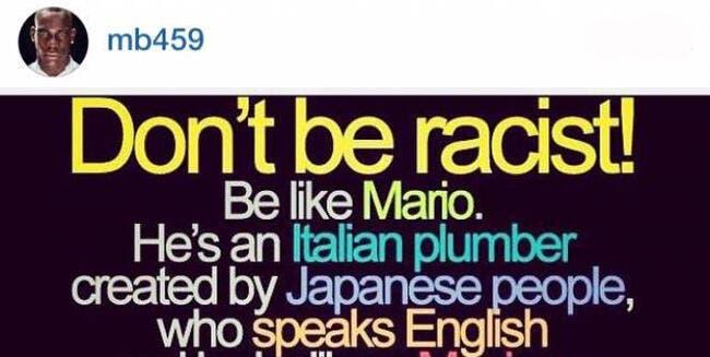 Balotelli se défend fermement d'être antisémite