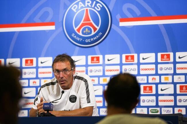 Blanc : «L'OM est peut-être meilleur, mais Paris a gagné 2-0»