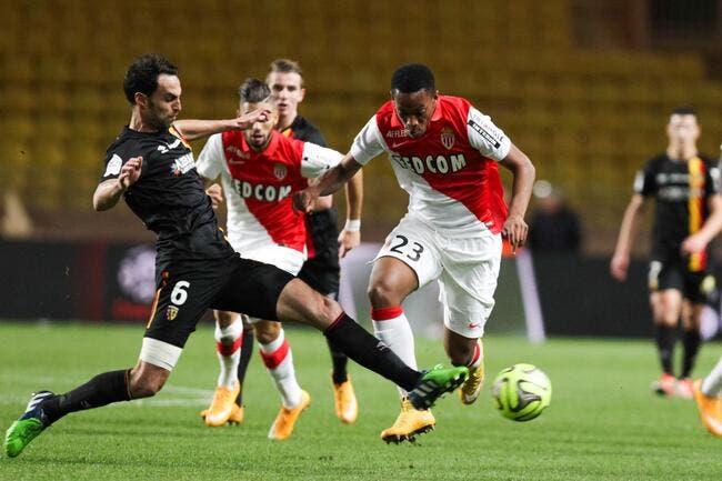 Lens fait cadeau de trois points à Monaco