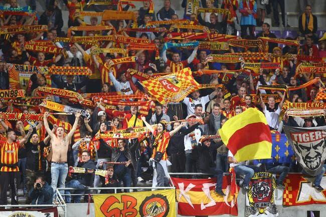 Les supporters de Lens furieux contre le club
