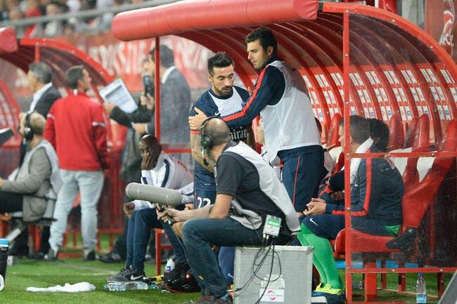 Au PSG, Motta comprend les envies de départ de Lavezzi