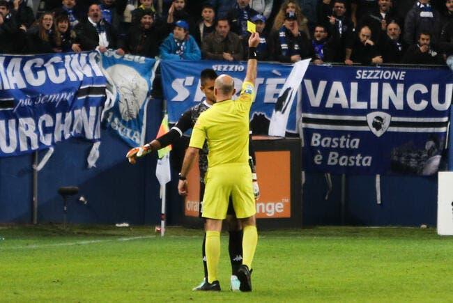 Bastia accuse lourdement M. Varela
