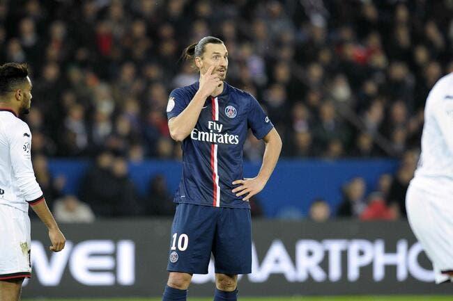 Ibrahimovic n'enchainera plus les matchs avec le PSG !