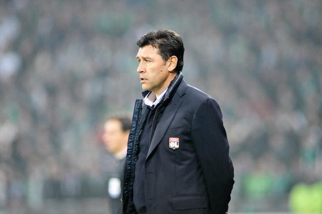 Le coach de l'OL se fait allumer à Reims