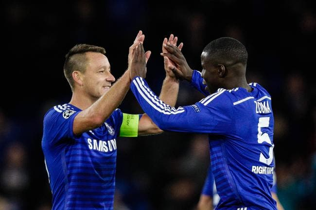 Mourinho assure l'avenir de Zouma à Chelsea