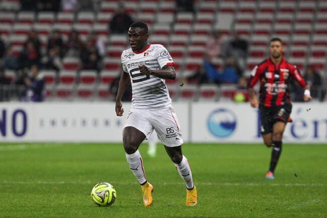 Rennes quatrième et premier surpris