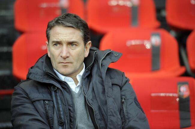 A Rennes, il veut devenir Sir Philippe Montanier !