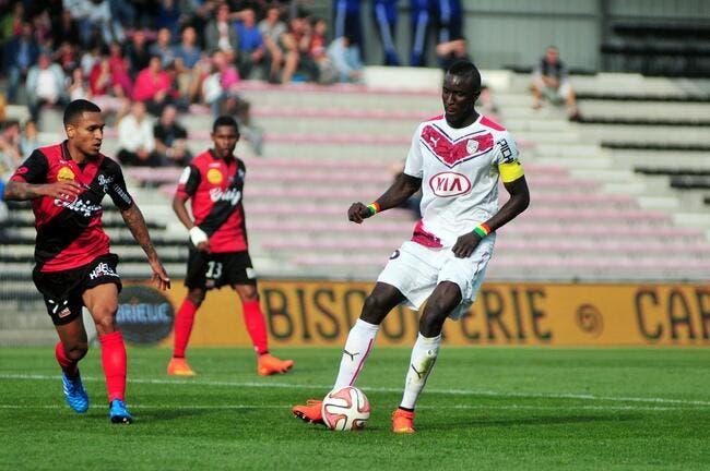 Bordeaux va prendre des buts toute la saison prévient Sané