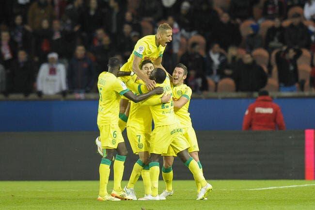 Le PSG ne méritait pas la victoire conteste Nantes