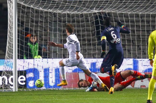 Lorient croyait vraiment réussir un coup à Bordeaux