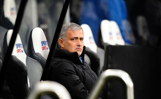 Mourinho accuse les ramasseurs de ballon de Newcastle !